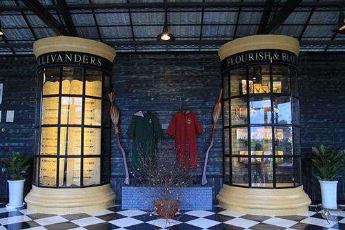 Không gian cà phê như bối cảnh truyện Harry Potter ở Đà Lạt