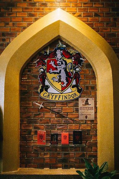 Không gian cà phê như bối cảnh truyện Harry Potter ở Đà Lạt - 4