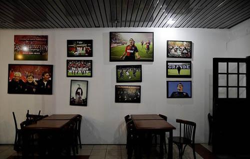 Quán bar bị lãng quên của Messi ở Argentina