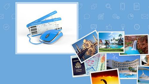Du khách hiện nay có nhiều kênh để săn vé máy bay: đặt online, mua qua đại lý.