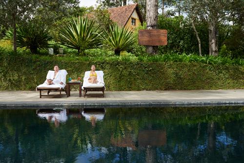 Kỳ nghỉ mùa thu tại làng Pháp cổ Ana Mandara Villas Đà Lạt