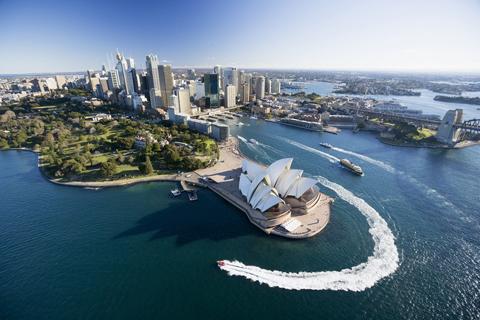 Du Lịch Australia thơ mộng