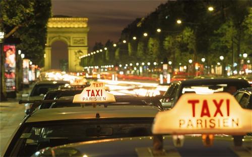 Giá cước taxi chênh lệch lớn nhất ở khu vực châu Âu. Ảnh: telegraph.co.uk