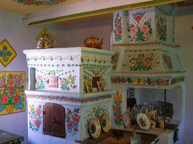 Zalipie, ngôi làng yêu hội họa ở Ba Lan