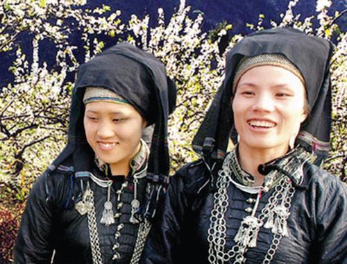 Nung din2 7809 1389859446 - Ngày Tết thảnh thơi của người phụ nữ Nùng Dín