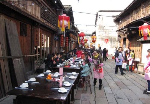 Những nơi nên đến dịp Tết ở Trung Quốc