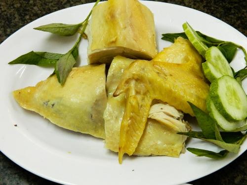 Cơm gà Phan Giang 2