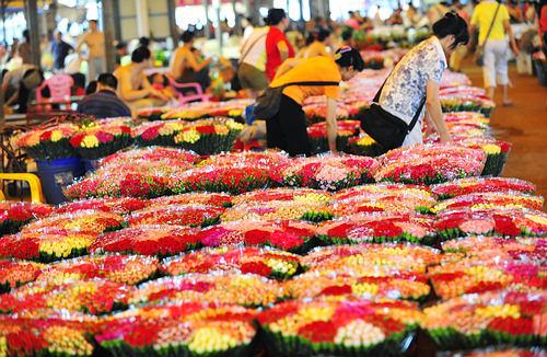 Thiên đường hàng hóa châu Á này đều có mục đích chính là mua sắm
