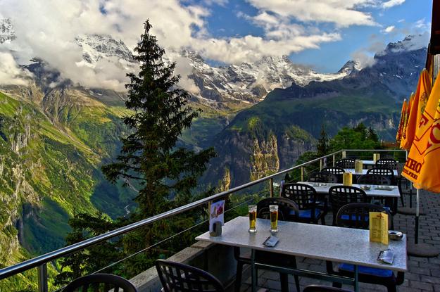 Những nhà hàng có tầm nhìn ngoạn mục