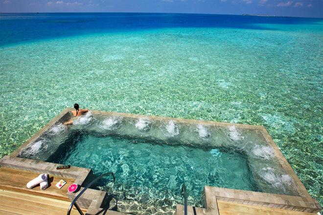 Những hồ bơi đẹp nhất thế giới