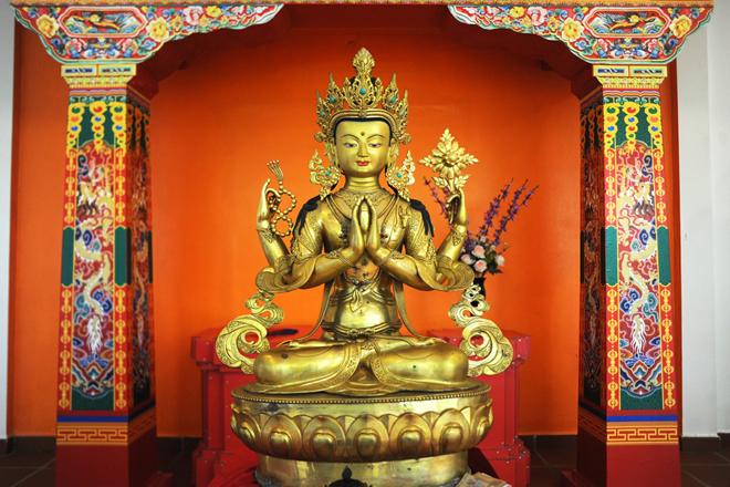Vùng đất Phật Tây Thiên