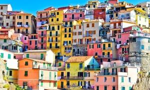 15 thành phố màu sắc nhất thế giới