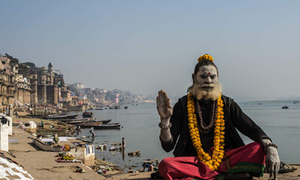 Khách sạn chờ đợi tử thần ở Ấn Độ