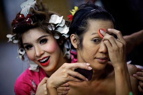 người chuyển giới Thái Lan