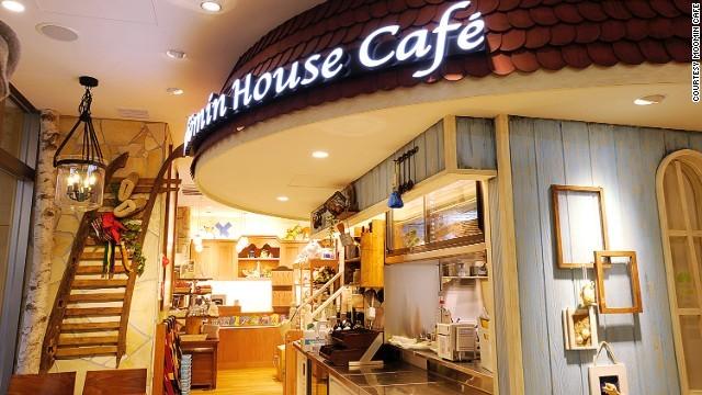 Quán cà phê 'chống cô đơn' ở Nhật Bản
