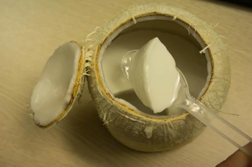 Thạch dừa Hàng Cót