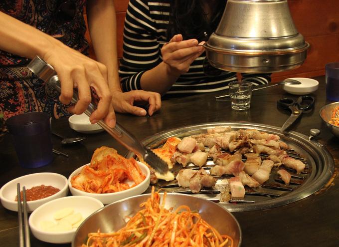 Các món ngon nổi tiếng của Hàn Quốc