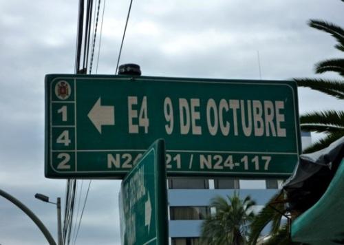 Những con phố tại đây có tên độc đáo