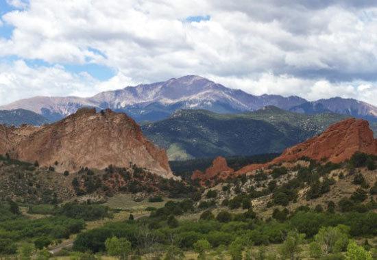 Vườn của các vị thần, Colorado
