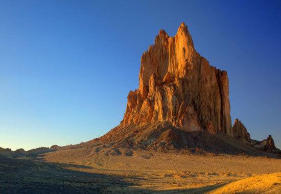 Núi đá Shiprock, New Mexico