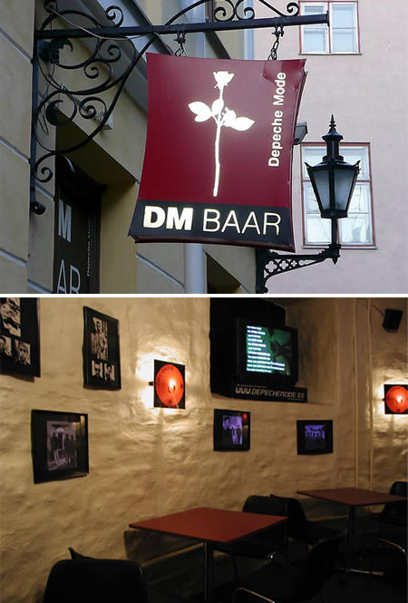 DM Bar, Estonia