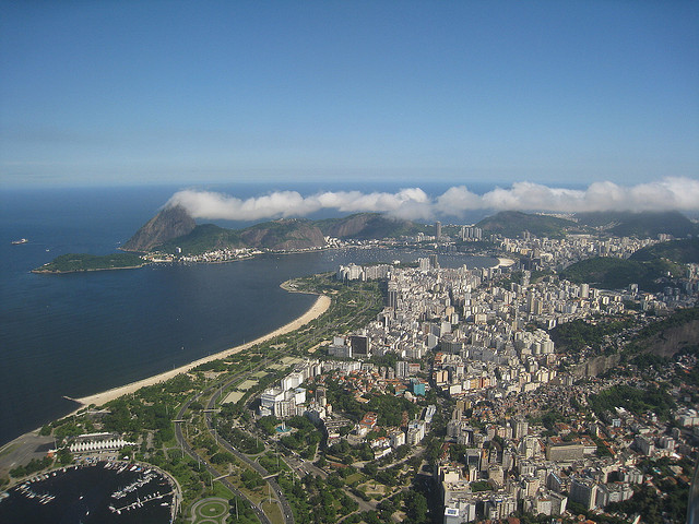 Chiêm ngưỡng vẻ đẹp Brazil từ trên cao