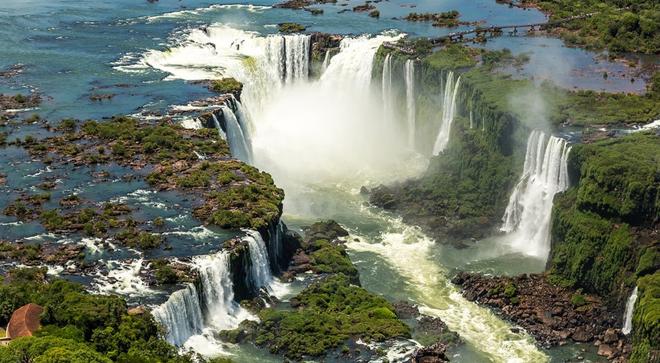 10 nơi không thể bỏ lỡ khi đến Brazil