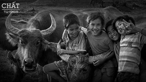 Vẻ đẹp Việt Nam qua ảnh 'Chất thời gian'
