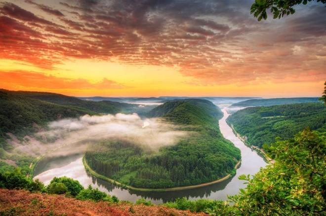 Những bức ảnh tuyệt đẹp về nước Đức