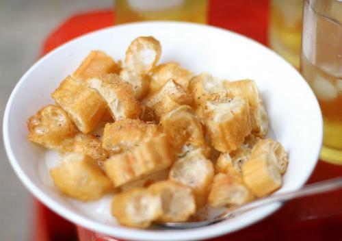 Lót dạ với các món cháo buổi sáng ở Hà Nội