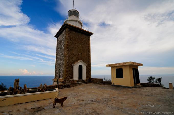 Vẻ đẹp hoang sơ ở hải đăng Mũi Dinh