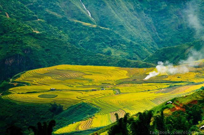 Thu vàng miên man ở Y Tý, Lào Cai