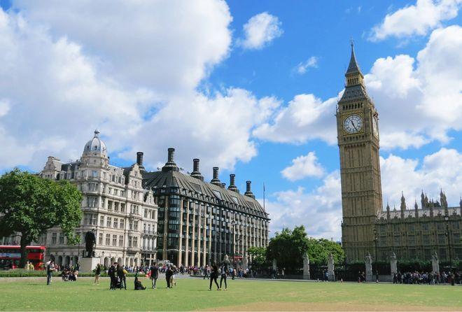 Những điểm du lịch nổi tiếng London