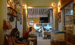 Quán cà phê hội tụ người đam mê phượt ở Huế