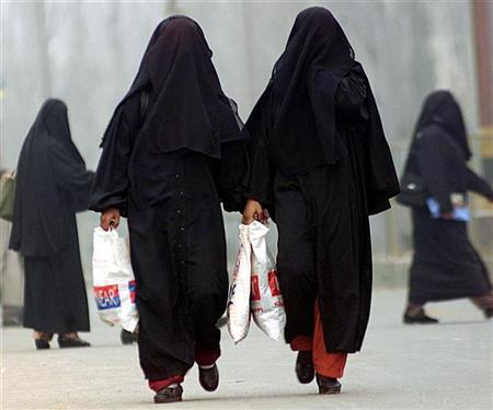 Bí mật dưới tấm khăn trùm đầu của phụ nữ Hồi giáo