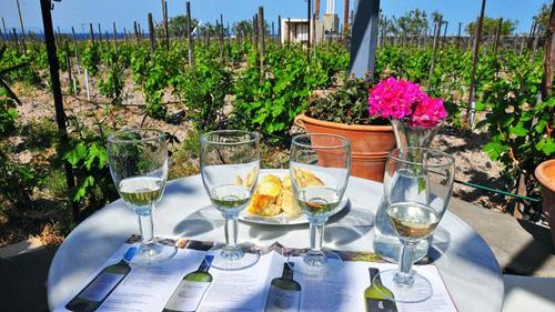 3 5157 1412391730 Những mảng màu quyến rũ ở Santorini