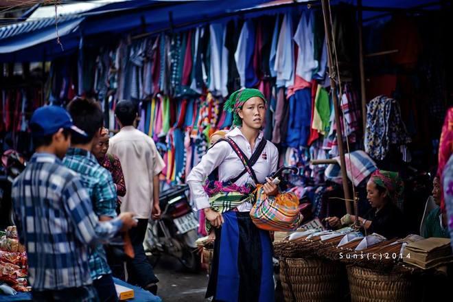 Và với với những vị khách phương xa, chợ sẽ vẫn luôn là điều quyến rũ như một kỉ niệm đẹp khi đặt chân tới cao nguyên đá Hà Giang.