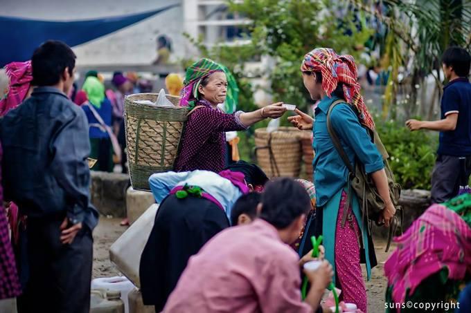 Những phiên chợ ở miền cao nguyên đá Hà Giang