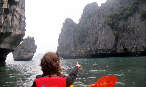 Những điểm du lịch cho người mê kayak