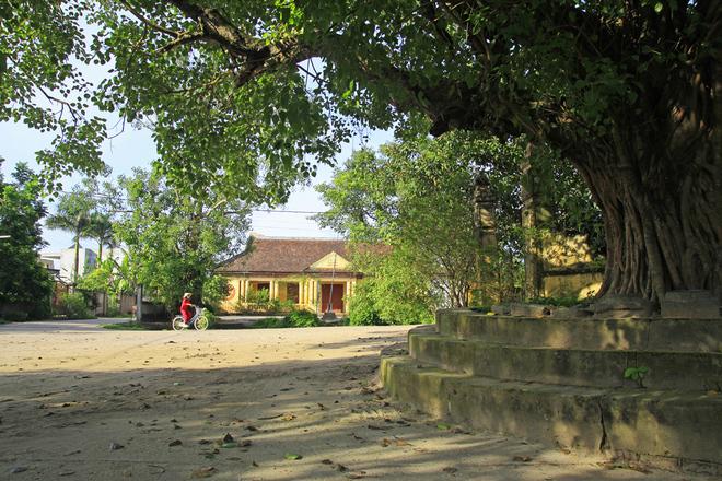 Làng Cửu, nơi lưu giữ nét đẹp nông thôn Việt