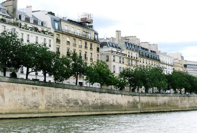 Vẻ đẹp thanh bình của đôi bờ sông Seine
