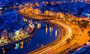 Sài Gòn lung linh trong các góc ảnh