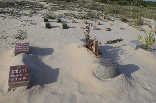 DSC0626 JPG 3106 1413881791 Những ngôi mộ đá của người dân tộc Chăm