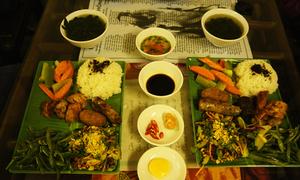Cuối tuần thư thái với quán chay ngon ở Hà Nội