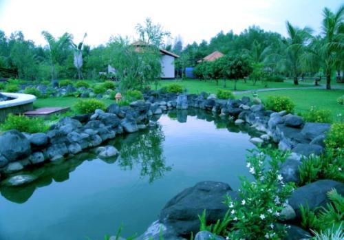 hinh 2 9842 1415008973 Vẻ đẹp hoang sơ của Cồn Ấu trên sông Hậu