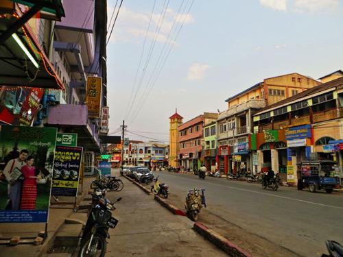 Cao nguyen Pyin Oo Lwin Da Lat trong long Myanmar