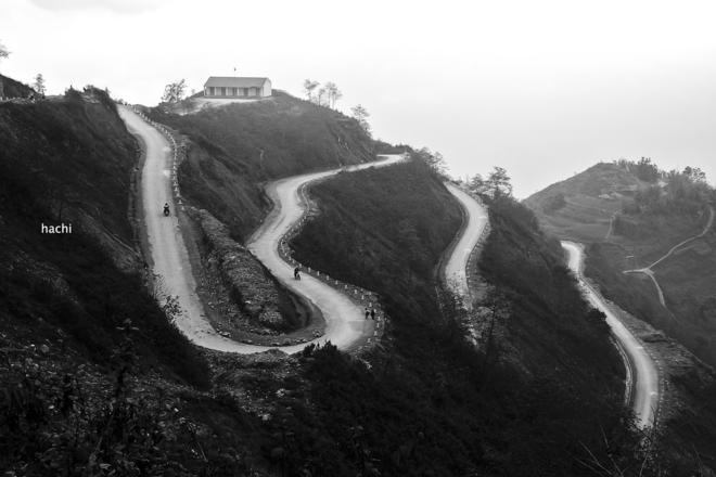 Vẻ đẹp Hà Giang qua những bức ảnh đen trắng
