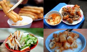 Hẹn hò với những món ăn nóng, giá rẻ tại Hà Nội