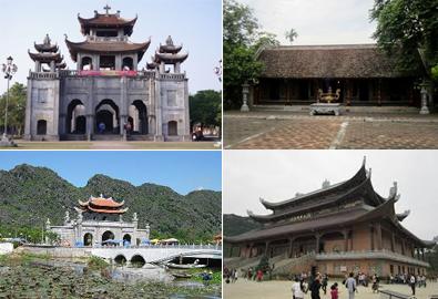5 điểm du lịch tâm linh nổi tiếng của Ninh Bình