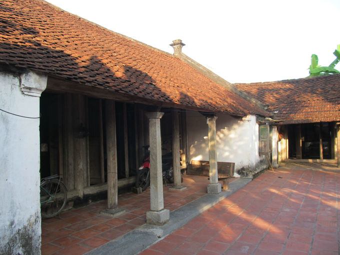 Nếp nhà trăm tuổi xứ Thanh